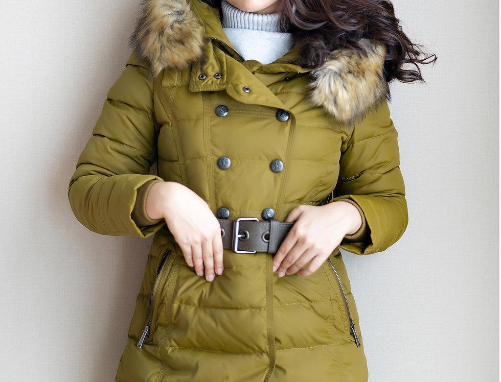 เช่าเสื้อขนเป็ดยาวพิเศษ หญิง รุ่น GENEVA (FH1 , B1 ) | DJALLGR