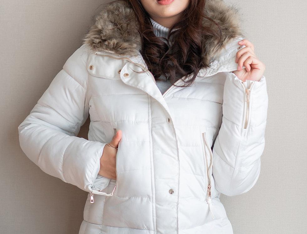 เช่าเสื้อขนเป็ดสั้น หญิง รุ่น COTTA (FN1) | DJAPAWH