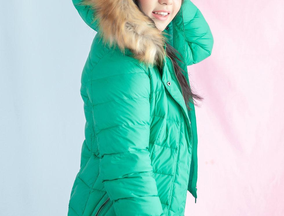 เช่าเสื้อขนเป็ดสั้น หญิง รุ่น FINLAND (H1)  | DJABRGR