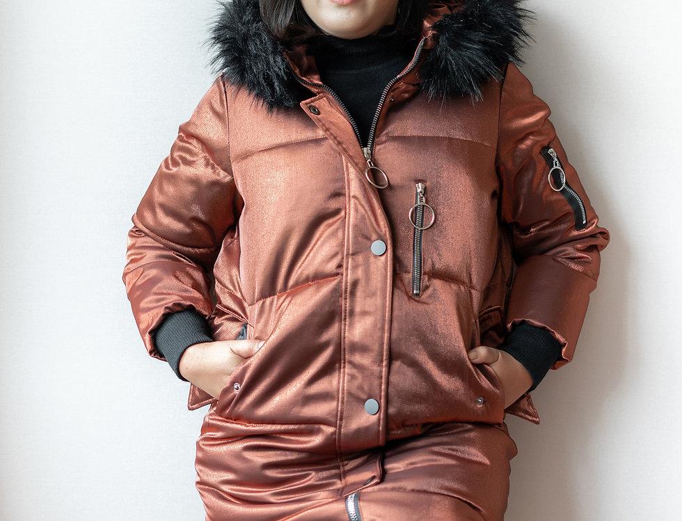 เช่าเสื้อขนเป็ดยาว หญิง รุ่น APOLLO (FH1) | DJAIPBR