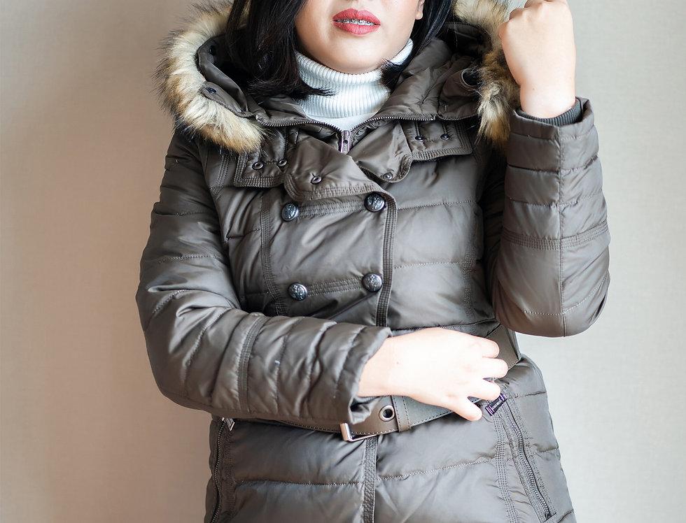 เช่าเสื้อขนเป็ดยาวพิเศษ หญิง รุ่น GENEVA (FH1 , B1 ) | DJALLBR