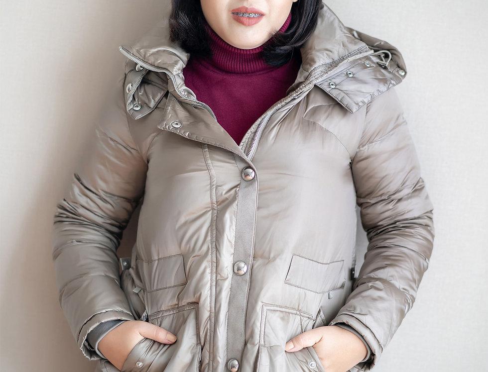 เช่าเสื้อขนเป็ดยาว หญิง รุ่น ENTERPISE | DJAKCGD