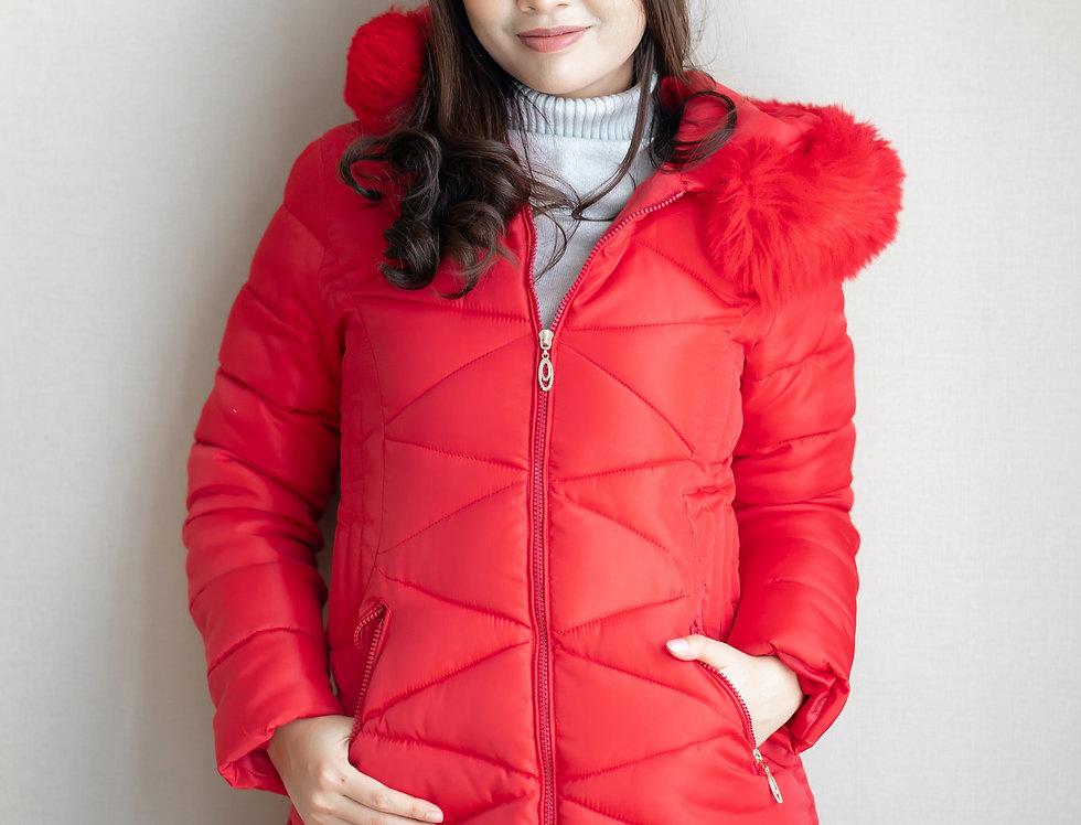 เช่าเสื้อขนเป็ดยาว หญิง รุ่น INCHEON (FH1) | DJAIHRD