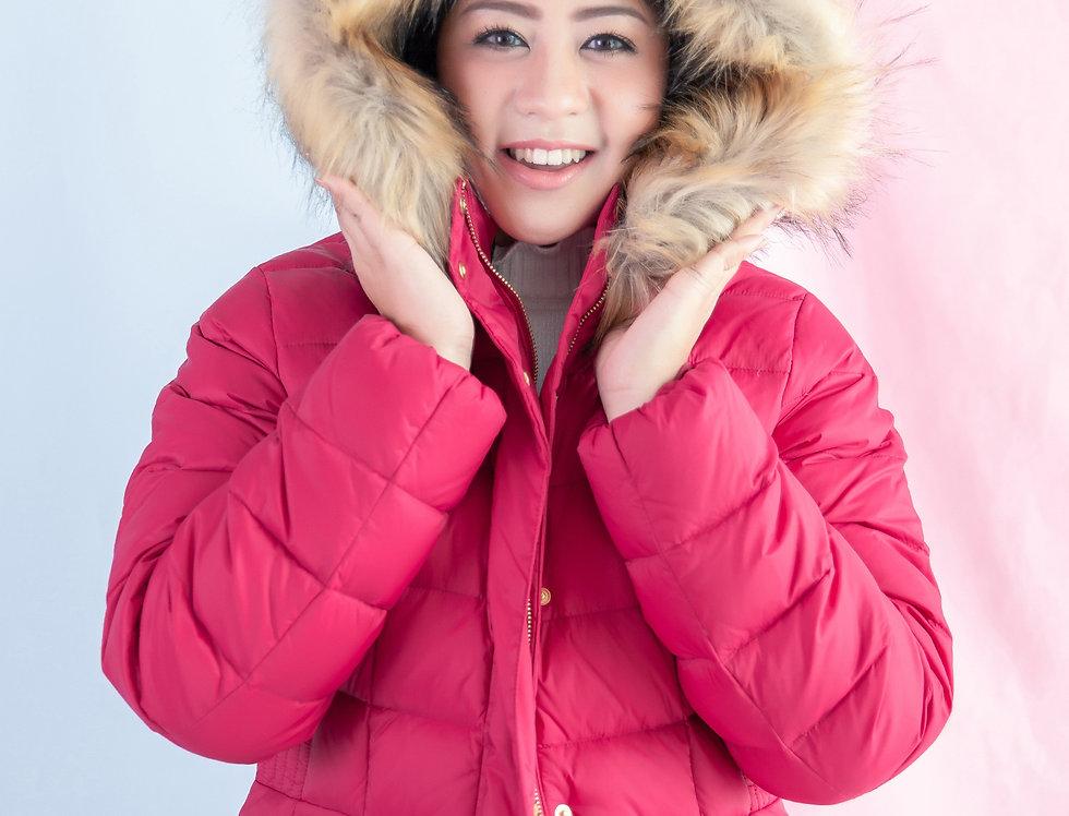 เช่าเสื้อขนเป็ดสั้น หญิง รุ่น FINLAND (H1) | DJABRPK
