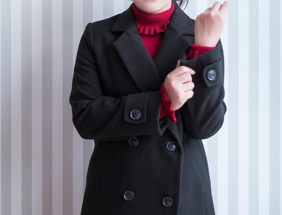 เช่าโค้ทวูลยาว หญิง รุ่น CANBERRA | WCAECBK