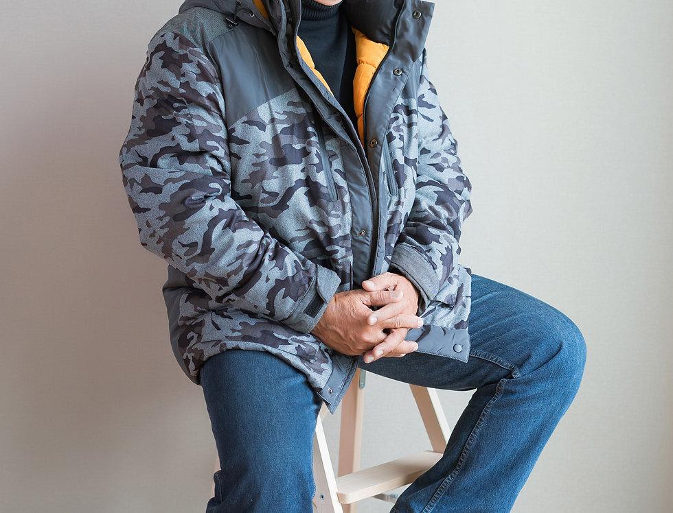 เช่าเสื้อขนเป็ดยาว ชาย รุ่น MONACO (H1)   DJABSGY