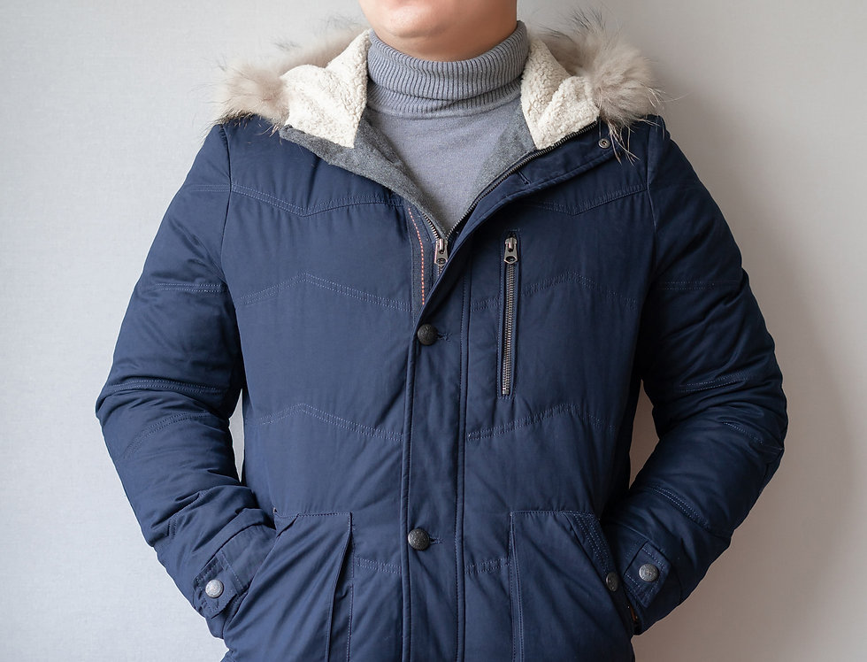 เช่าเสื้อขนเป็ดยาว ชาย รุ่น AUSTRIA (FH1) | DJACCBL