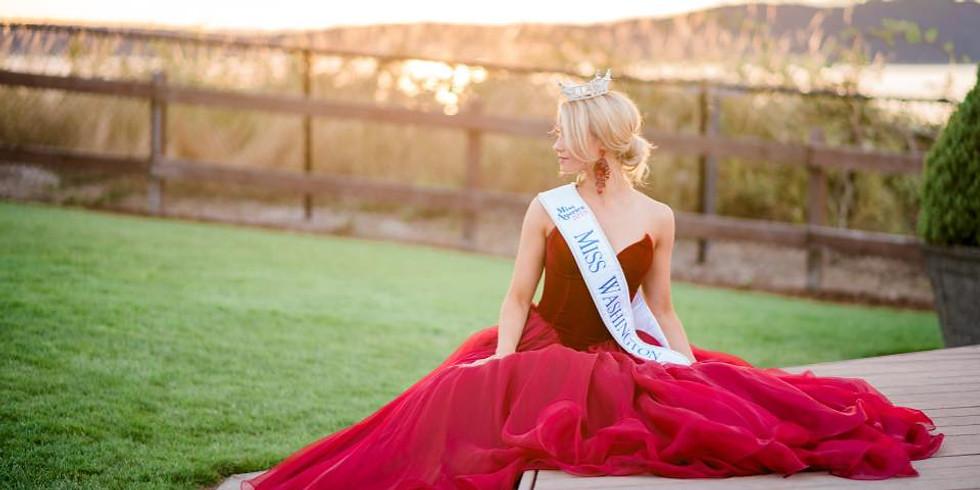 Miss Washington Send-Off to Miss America 2019