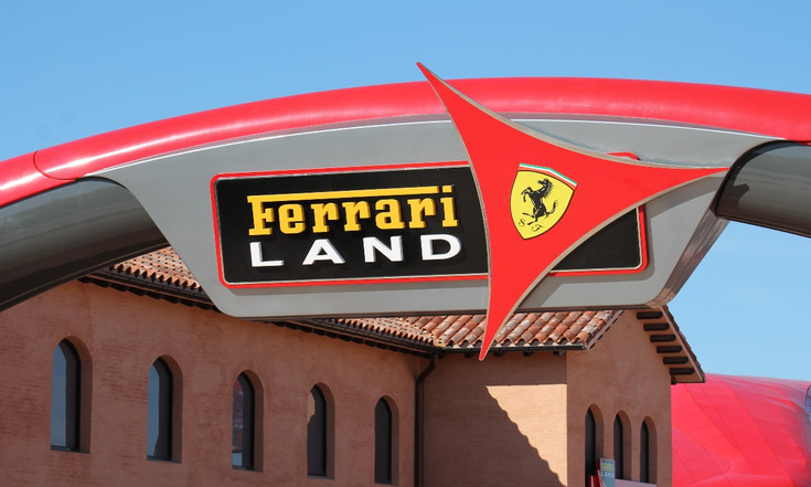 Our Visit to Ferrari Land what did we think?