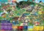 Alton Towers Park Map