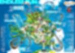 Thorpe Park Park Map 2017