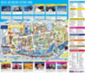 Blackpool Park Map 2017