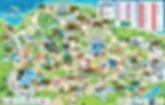 Walibi Holland Park Map