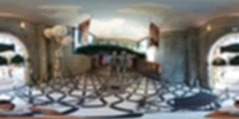 Europa Park Voletarium Entrance 360