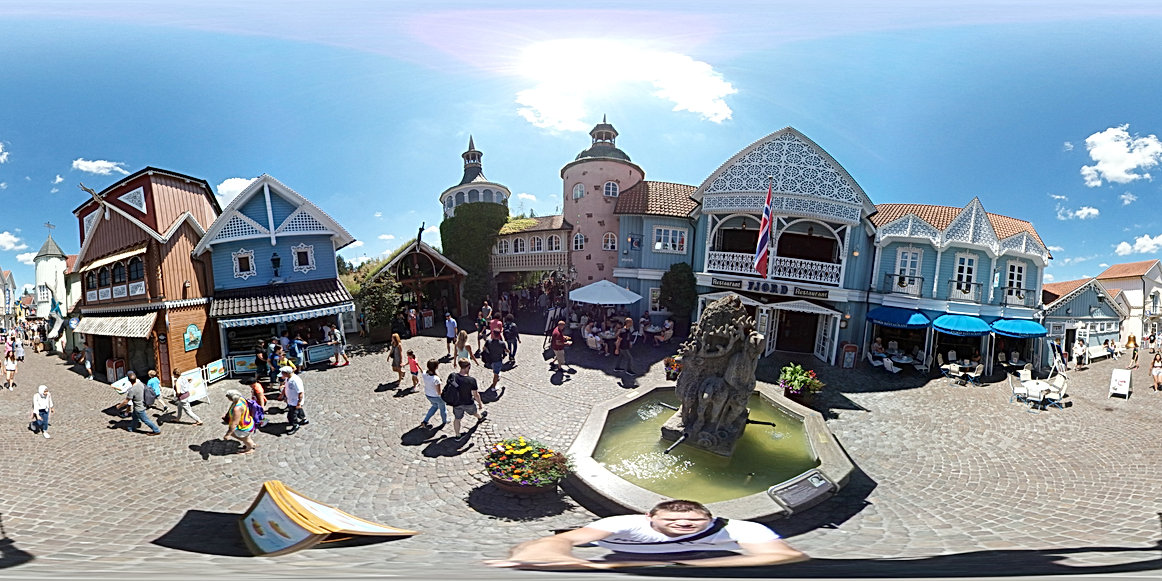 Europa Park Norway area 360