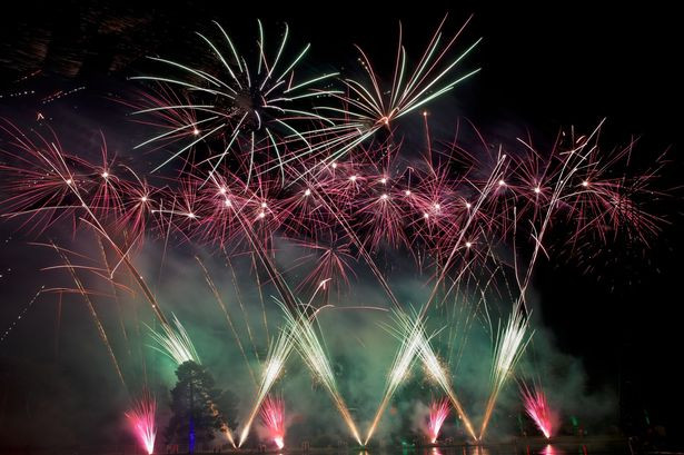 Alton Towers Firework Weekend Blog