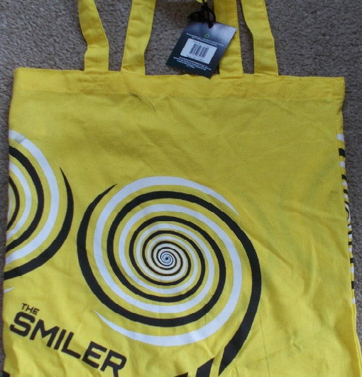The Smiler Canvas Bag