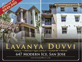 Open House in Downtown San Jose