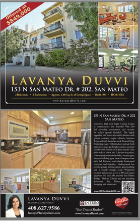 JUST LISTED 153 SAN MATEO DR # 202 SAN MATEO