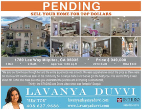 Pending in a Milpitas