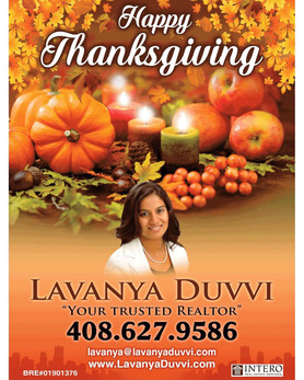 Happy Thanksgiving !!!!!