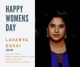 Happy Women's Day !!!