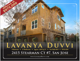 Open House in San Jose