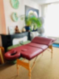Holistische Intuieve massage Arnhem Centrum Stenstraat