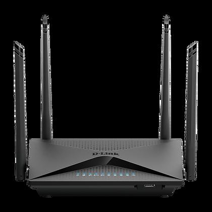 D-Link AC1300 MU-MIMO Wi-Fi Gigabit 路由器 DIR-853