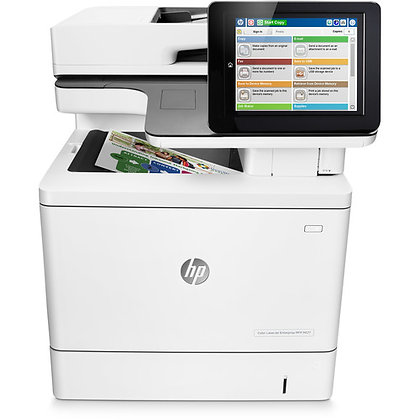 HP Color LaserJet Enterprise MFP M577f Color Laser