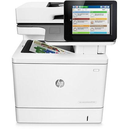 HP Color LaserJet Enterprise MFP M577f 彩色鐳射