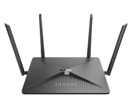D-Link EXO AC2600 MU-MIMO Wi-Fi 路由器 DIR-882
