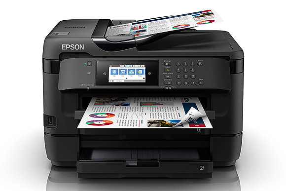 Epson WorkForce WF-7721 噴墨