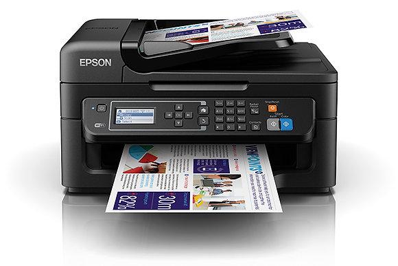 Epson WorkForce WF-2631 噴墨