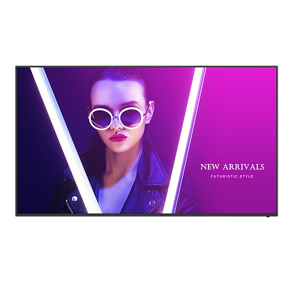 """BenQ 65"""" Highly Reliable and Versatile Smart Signage SL6501"""