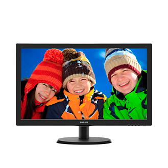 """Philips 22"""" LCD 顯示器 with SmartControl Lite 223V5LSB2"""