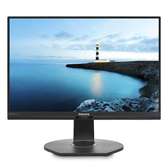 "Philips 24"" LCD Monitor with PowerSensor 242B7QPTEB"