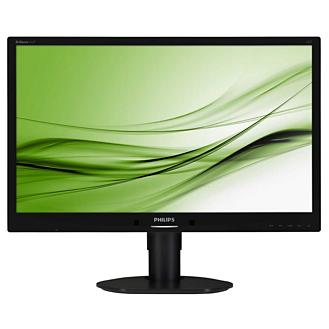 "Philips 24"" LCD Monitor LED Backlight 241B4LPCB"