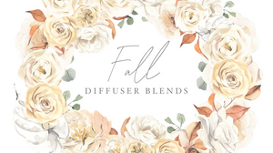 diffuser blends, essential oils, candle junkie, fall scents