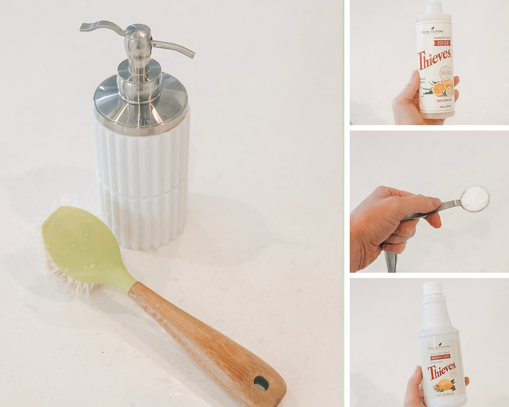 essential oils, ditch and switch, non-toxic, plant based cleaning