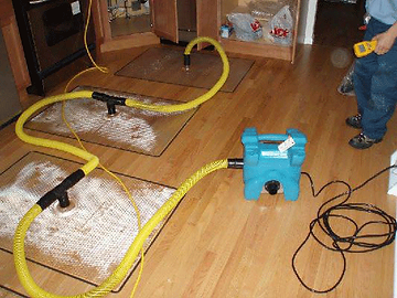 MN water damage drying equipment
