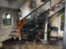 Fire Repair and Smoke/Soot abatement