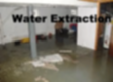 Flood water extraction in Minneapolis