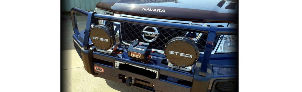 Navara D40
