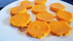 Pumpkin Pie Bites - Feeding our Calm