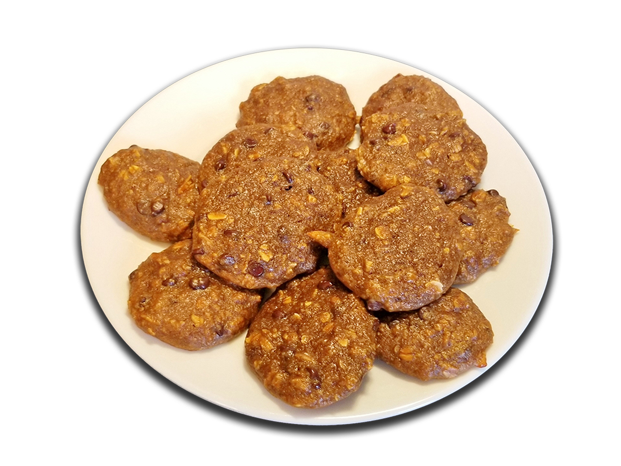 5 Ingredient Breakfast Cookies