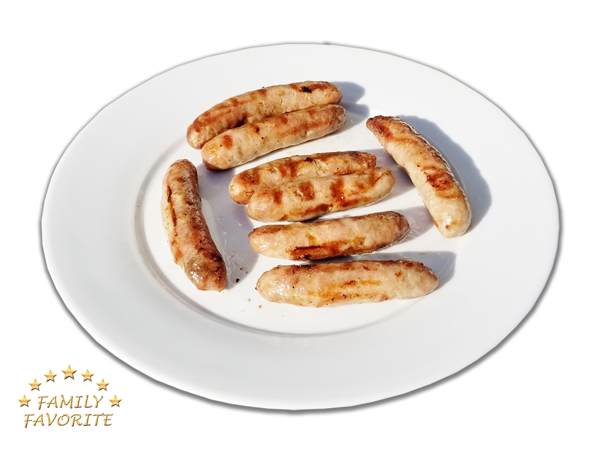 Sausage Links - Bratwurst