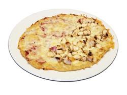Potato Pizza Crust
