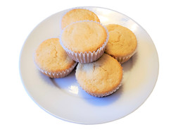 Nut Free Pear Muffins