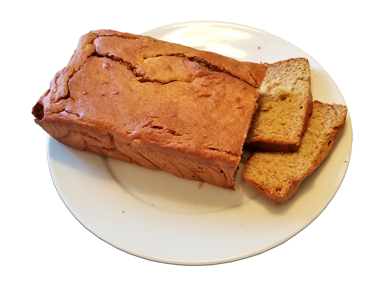 Banana Bread (Chickpea-Qui.)